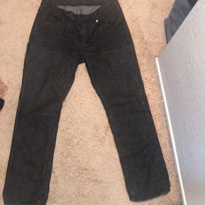 Jeans....worn once